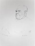 Copia di ritratto del padre di Annigoni, formato A4, 2016