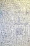 'Piazza Leopardi', penna su tela, 120 x 80 cm., 2005