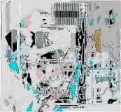 12. 'Laborintus', winpaint, 2005