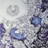 2. 'Lynn Margoulis', pen and water on paper, 27 x 27 cm., 2005 – Permanent Collection Nurnberg Kunsthalle