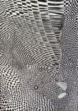 'Matrice #2', penna su carta, 21 x 29 cm., 2008 - Collezione Privata